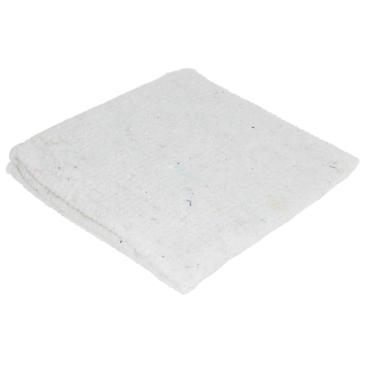 Тряпка для пола Home Queen, 50 х 60 см51716Тряпка для пола Home Queen выполнена из хлопка и полиэстера и предназначена для мытья напольных покрытий из любых материалов. Эффективно очищает любую поверхность, отлично отжимается и имеет долгий срок службы. Тряпка хорошо впитывает влагу и не оставляет разводов. Размер тряпки: 50 см х 60 см. Материал: 80% хлопок, 20% полиэстер.
