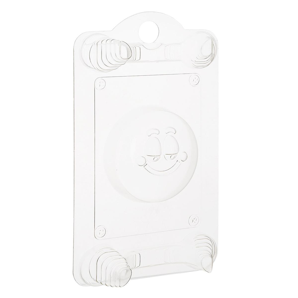 Форма для литья Смайлик, пластиковая, 7 см х 7 см х 2 см2700770039986Форма для литья Смайлик изготовлена из прозрачного пластика. При помощи этой прозрачной формы для литья можно самостоятельно изготовить мыло, а также оригинальную свечу для украшения праздничного стола и интерьера.