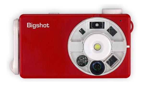 Набор для сборки цифровой фотокамеры Qiddycome BigShotST-EL362
