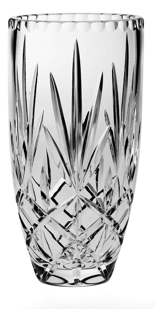 Ваза Crystal Bohemia, высота 25,5 см. 990/80815/0/03055/255-109990/80815/0/03055/255-109Ваза Crystal Bohemia выполнена из прочного высококачественного хрусталя и декорирована рельефом. Она излучает приятный блеск и издает мелодичный звон. Ваза сочетает в себе изысканный дизайн с максимальной функциональностью. Ваза не только украсит дом и подчеркнет ваш прекрасный вкус, но и станет отличным подарком. Высота: 25,5 см. Диаметр по верхнему краю: 12,5 см. Диаметр основания: 7 см.