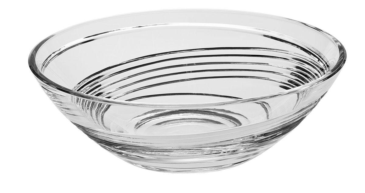 Салатник Crystal Bohemia, диаметр 27 см490/60304/0/00368/272-109Салатник Crystal Bohemia выполнен из прочного высококачественного хрусталя, имеет круглую форму и декорирован рельефом. Он излучает приятный блеск и издает мелодичный звон. Салатник сочетает в себе изысканный дизайн с максимальной функциональностью. Он прекрасно впишется в интерьер вашей кухни и станет достойным дополнением к кухонному инвентарю. Салатник не только украсит ваш кухонный стол и подчеркнет прекрасный вкус хозяйки, но и станет отличным подарком.