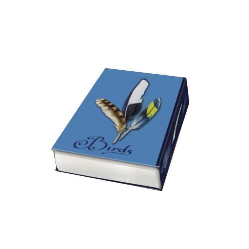 Декоративная шкатулка Перья, 17 см х 11 см х 5 см37338Декоративная шкатулка Перья - это стильная, оригинальная и удобная шкатулка, которая сделана из МДФ. Изделие предназначено для хранения мелочей. Данная модель очень удобна в использовании. Оригинальный дизайн делает шкатулку отличным подарком.