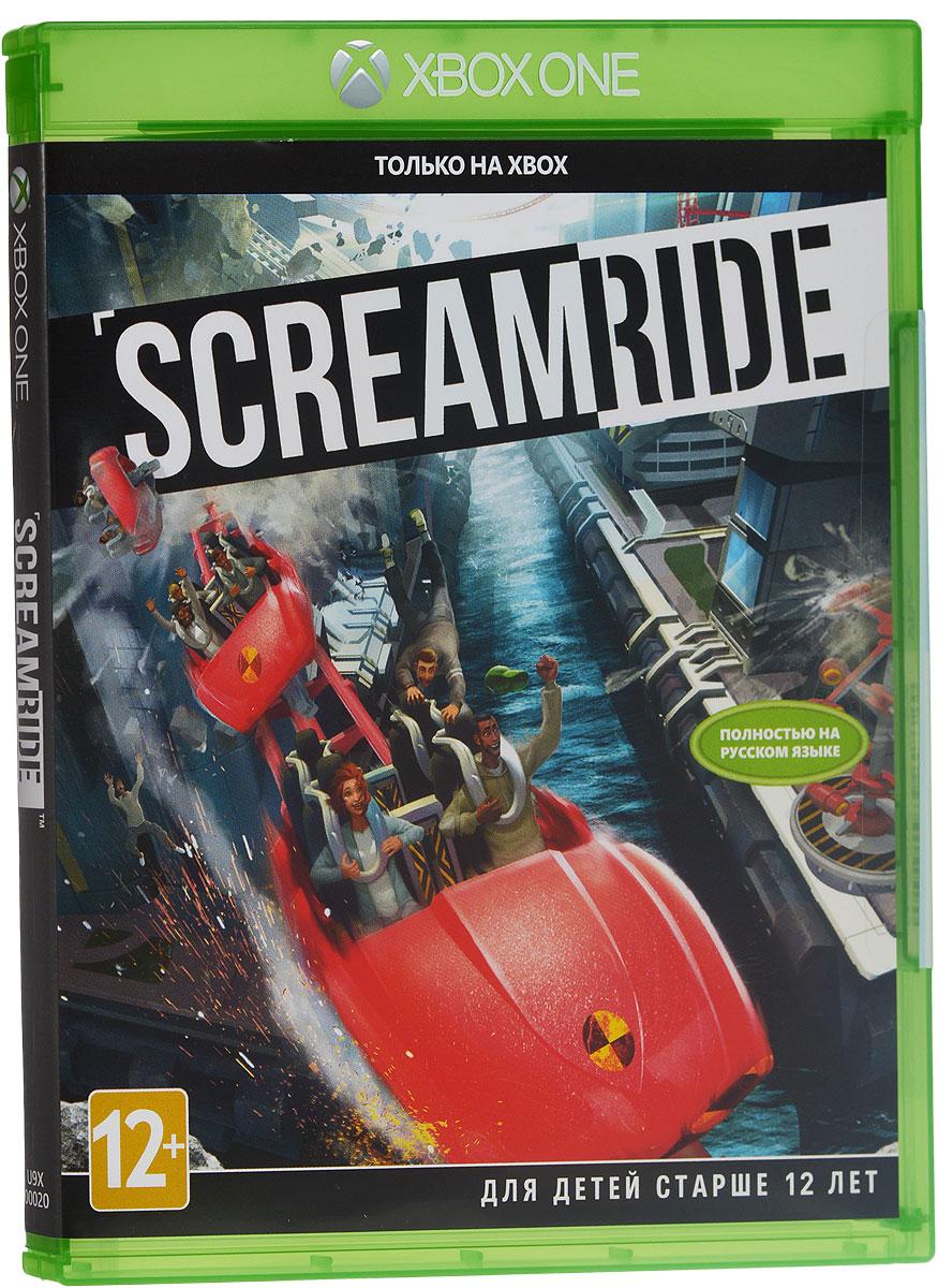Zakazat.ru: Scream Ride