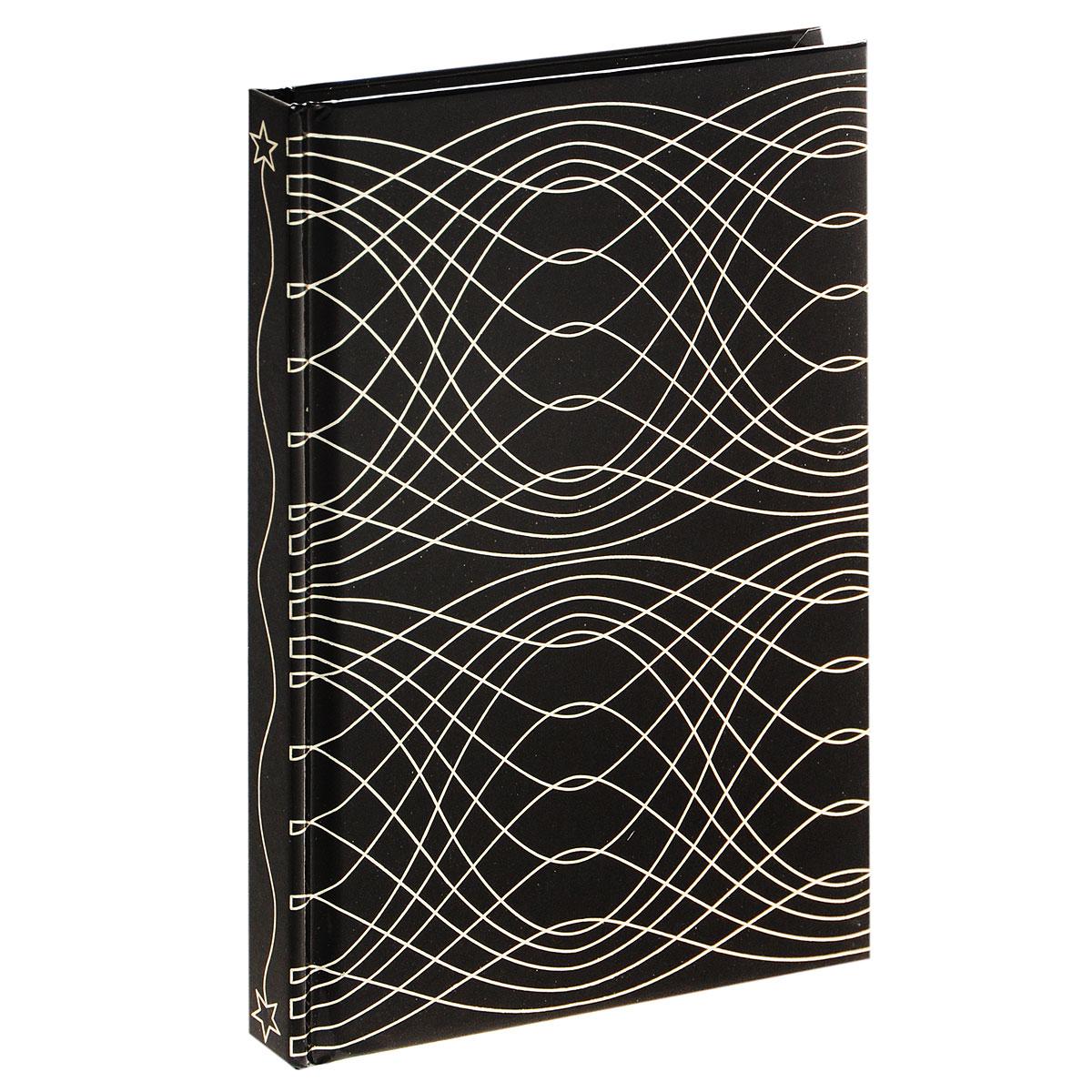 """Дневник для записей Lo Scarabeo """"Дзен волны"""", 200 страниц. JOU18"""