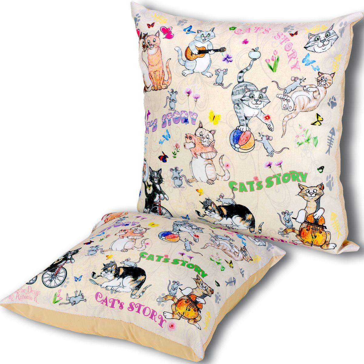 Подушка декоративная GiftLand
