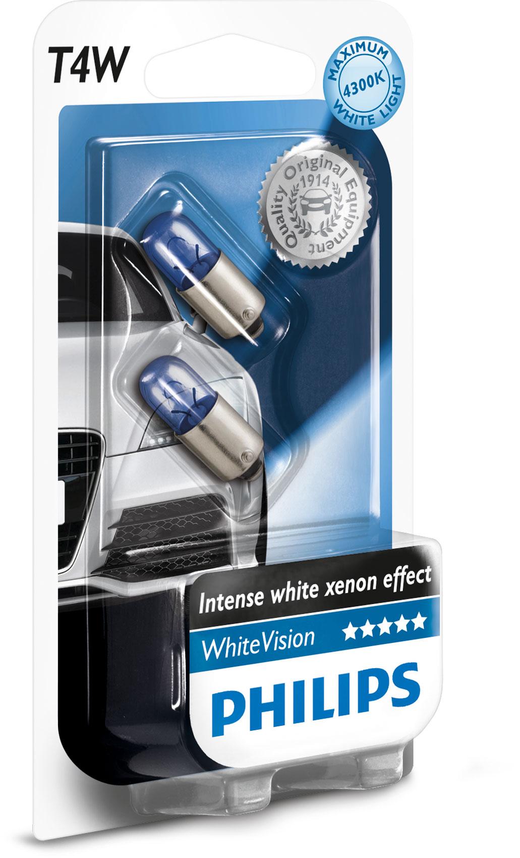 Лампа автомобильная Philips 9006dvs2