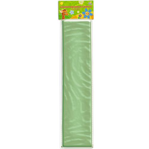 Бумага крепированная Unnikaland, перламутровая, цвет: фисташковыйКБ014Крепированная бумага Unnikaland с перламутровым блеском отлично подойдет для упаковки хрупких изделий, при оформлении букетов и создании сложных цветовых композиций, для декорирования и других оформительских работ. Бумага обладает повышенной прочностью и жесткостью, хорошо растягивается, имеет жатую поверхность. Кроме того, крепированная бумага очень яркая и необычная, широко применяется для создания всевозможных ручных поделок. Превосходный повод увлечь ребенка квиллингом, развивая интерес к художественному творчеству, эстетический вкус и восприятие. Увеличивая желание делать подарки своими руками, воспитывая самостоятельность и аккуратность в работе.