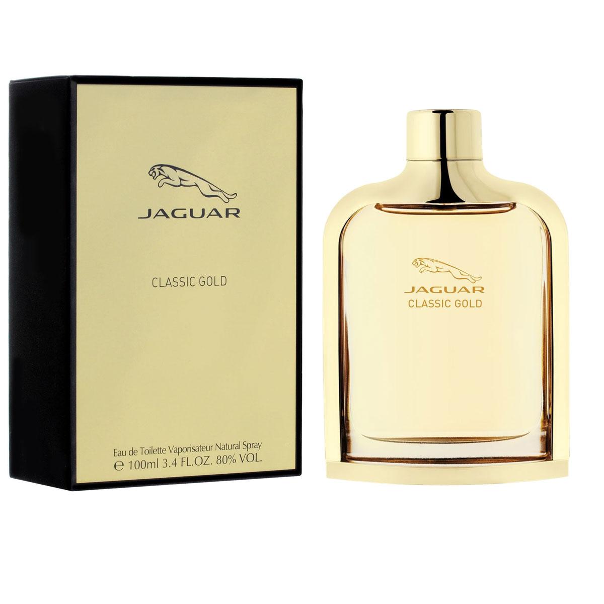 Jaguar Туалетная вода Classic Gold, мужская, 100 млJ370322Аромат Classic Gold от Jaguar создан для мужчин, ценящих все неординарное и оригинальное, для тех, кто любит привлекать к себе внимание и выбирает вещи с характером! Уникальный и неповторимый облик, статус и индивидуальность отражаются в аромате Jaguar Classic Gold. Классификация аромата : древесно-восточный. Пирамида аромата : Верхние ноты: яблоко, лайм, бергамот. Ноты сердца: цветок апельсина, тиковое дерево. Ноты шлейфа: пачули, ваниль, мускус. Ключевые слова Роскошный, мужественный, престижный! Туалетная вода - один из самых популярных видов парфюмерной продукции. Туалетная вода содержит 4-10% парфюмерного экстракта. Главные достоинства данного типа продукции заключаются в доступной цене, разнообразии форматов (как правило, 30, 50, 75, 100 мл), удобстве использования (чаще всего - спрей). Идеальна для дневного использования. ...