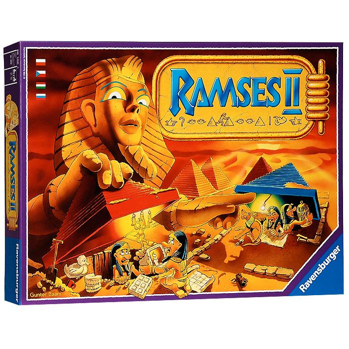 Купить ravensburger настольная игра рамзес