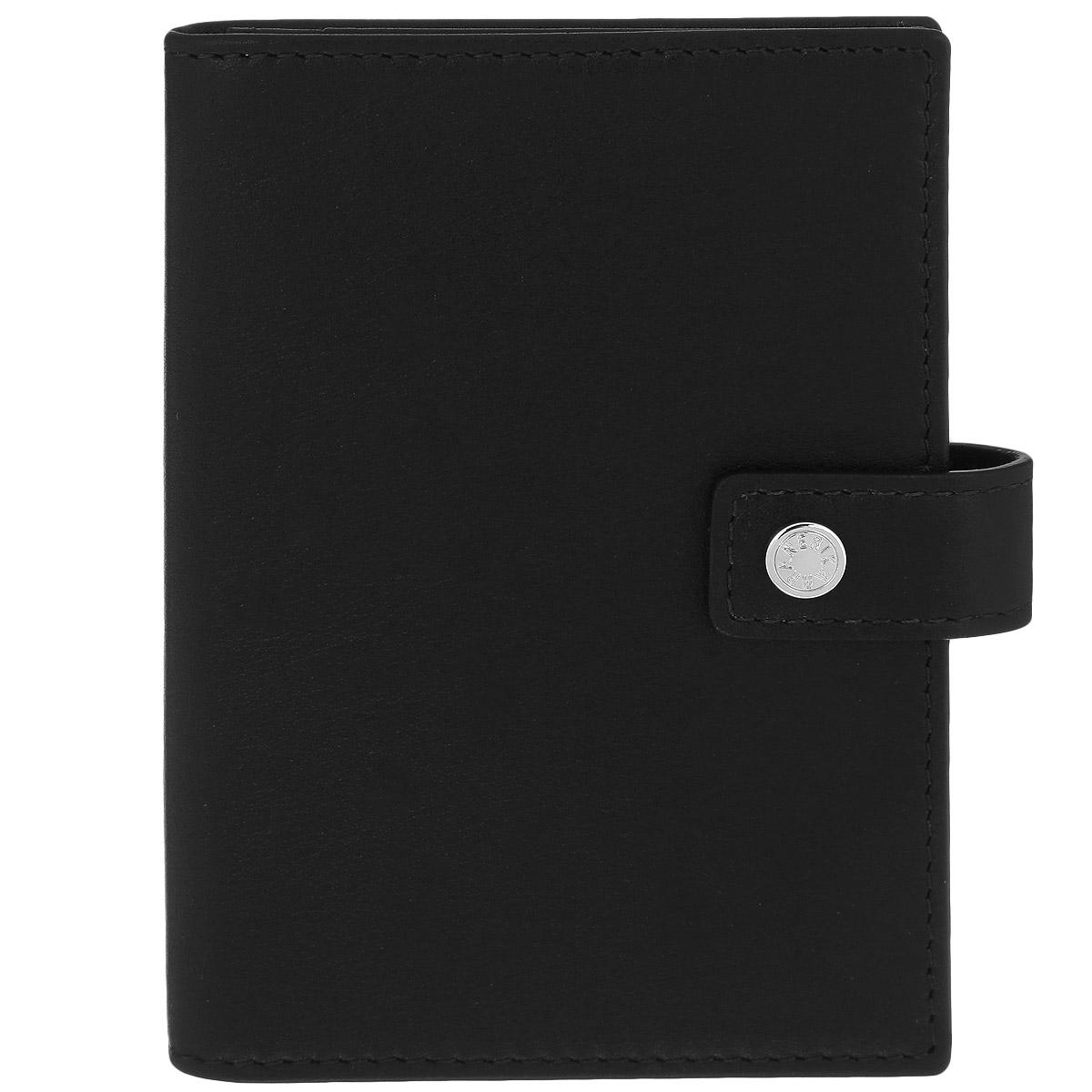 Обложка для паспорта и автодокументов Neri Karra, цвет: черный. 0031 01.01N neri karra 0118s 05 01