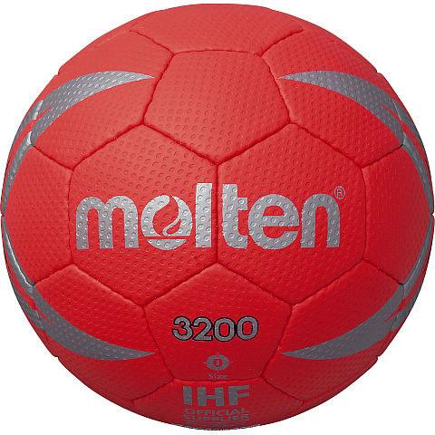 Мяч гандбольный Molten, для соревнований и тренировок. Размер 3H3X3200-2Гандбольный мяч Molten предназначен для соревнований и тренировок. Изготовлен из мягкой синтетической кожи. Отличные игровые характеристики.