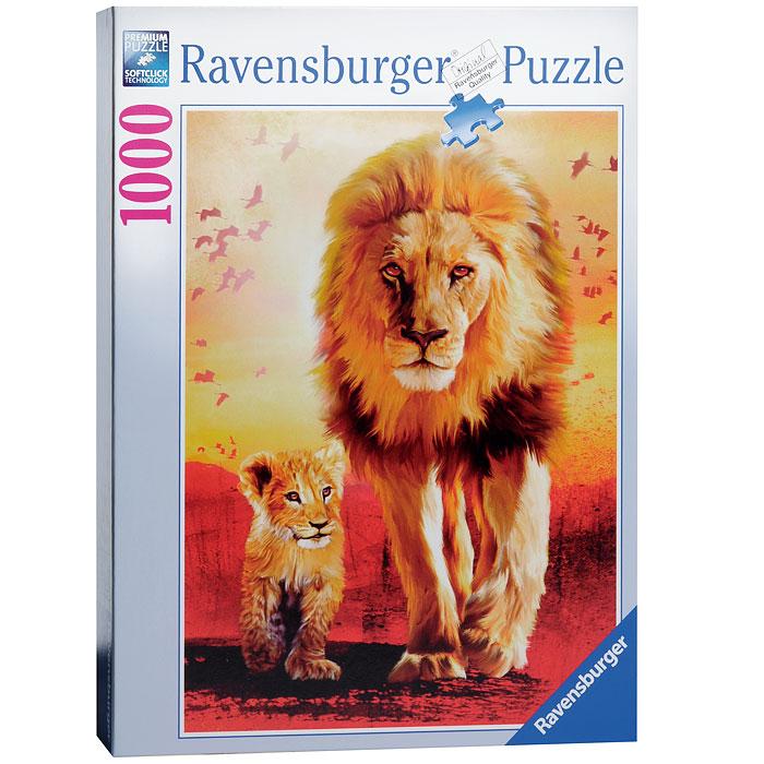 Ravensburger Первые шаги. Пазл, 1000 элементов