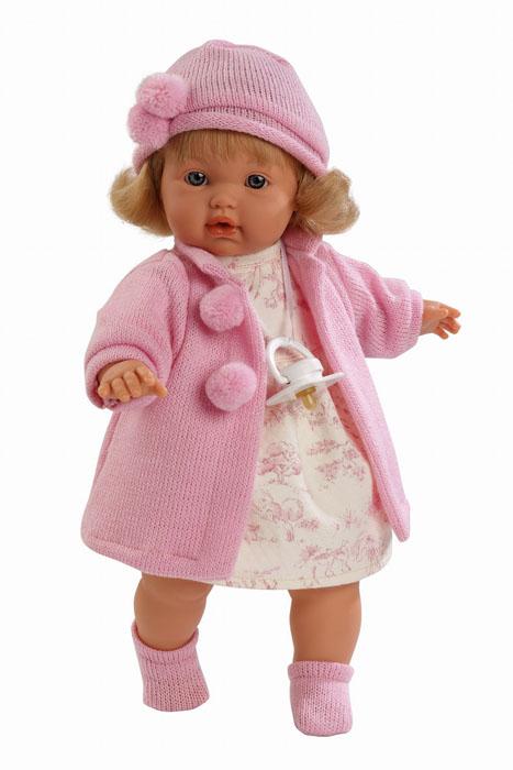 Интерактивная кукла LIorens «София», 33 см