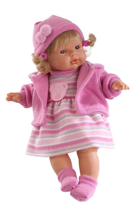 Интерактивная кукла LIorens «Мила», 38 см