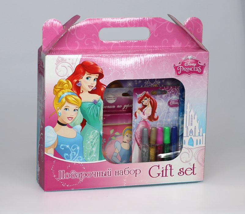 Подарочный канцелярский набор Princess