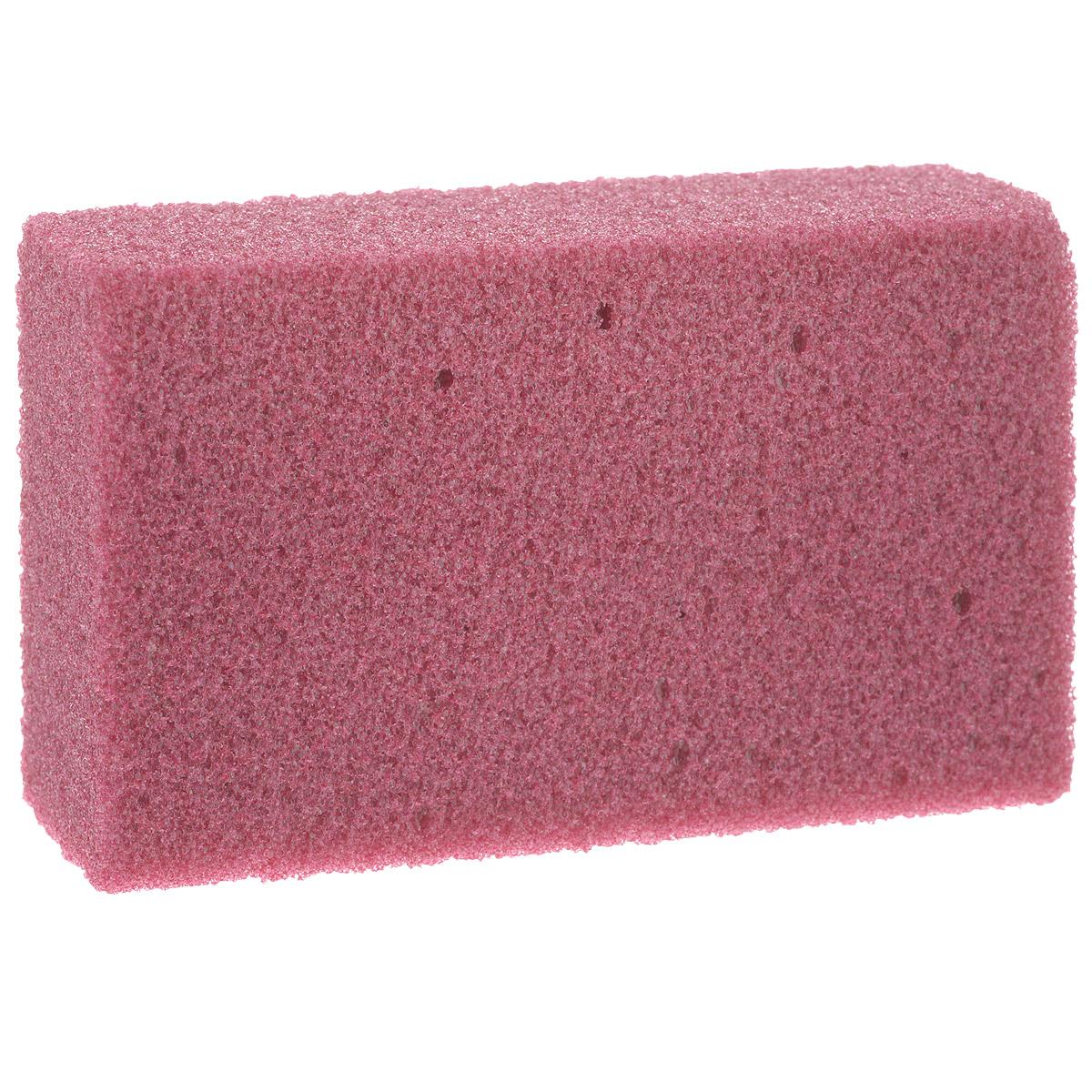 Пемза искусственная Eva, цвет: малиновый, 8 х 5 х 2,5 смТ74Искусственная пемза Eva изготовлена из пенополиуретана. Она в одно мгновение справиться с огрубевшей кожей ног. После ее использования кожа ваших ног станет гладкой и эластичной. Этот замечательный аксессуар пригодится и в ванной, и в бане.