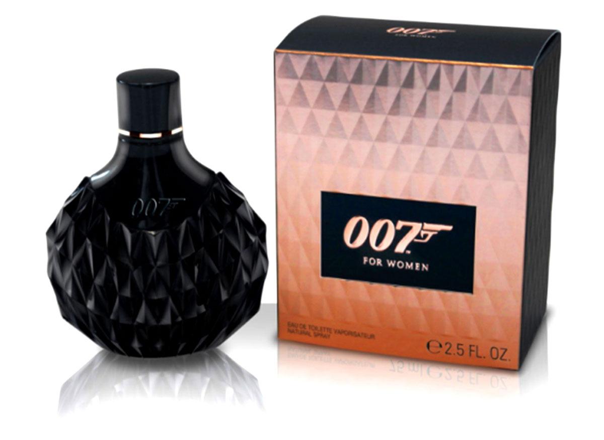 James Bond 007 FOR WOMEN Парфюмерная вода 75 мл0737052911731James Bond Woman - Игра в обольщение – это всегда баланс между той частью Вашего Я, которую вы приоткрываете, и той, что остается закрытой и дает волю воображению. Новый аромат 007 для женщин окружает ореолом загадочности, притягивает мужчин в надежде получить разгадку. Чувственный аромат, предвкушающий неожиданный исход. Аромат: Чувственный букет экзотических белых цветов и благородного разового молочка, подогретый черным перцем, раскрывает потаенную и соблазнительную сторону вашего я. ИНГРЕДИЕНТЫ: Верхние ноты Бергамот Черный перец Мадагаскара Разовое молочко Сердце Ежевика Гардения Жасмин Фиалка База дерево кедра Гелиотроп Ваниль Белые мускусные ноты.
