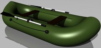 """Лодка гребная Leader """"Компакт-300 М"""" 0029922"""