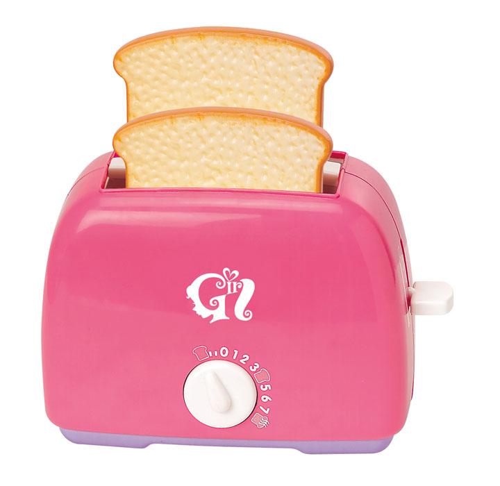 Розовый тостер купить
