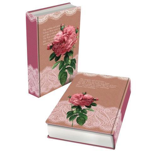 Декоративная шкатулка из МДФ Алая роза арт.35172 (17*11*5 см) арт.3517235172Шкатулка Феникс Алая роза 35172 предназначена для хранения ювелирных украшений и прочих мелочей и не оставит равнодушной ни одну любительницу изысканных вещей. Она выполнена в оригинальном дизайне и отлично впишется в ваш интерьер. Данная модель изготовлена из качественных материалов и станет хорошим подарком. МДФ