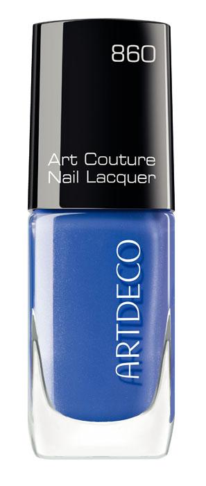 ARTDECO Лак для ногтей Fashion Colors ART COUTURE 860, 10 мл111.860Высокая интенсивность цвета Лак равномерно и быстро наносится. Керамические частицы создают плотное, устойчивое покрытие без царапин и сколов Долго держится на ногтях Быстро сохнет