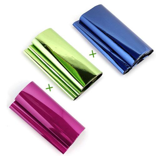 Трансферная поталь Craft Premier, набор №4 Яркие цвета 3 листаTP00123Набор трасферной потали для декорирования. Включает 3 листа 15х50 см. Поталь красная, потальсиняя, поталь зеленая