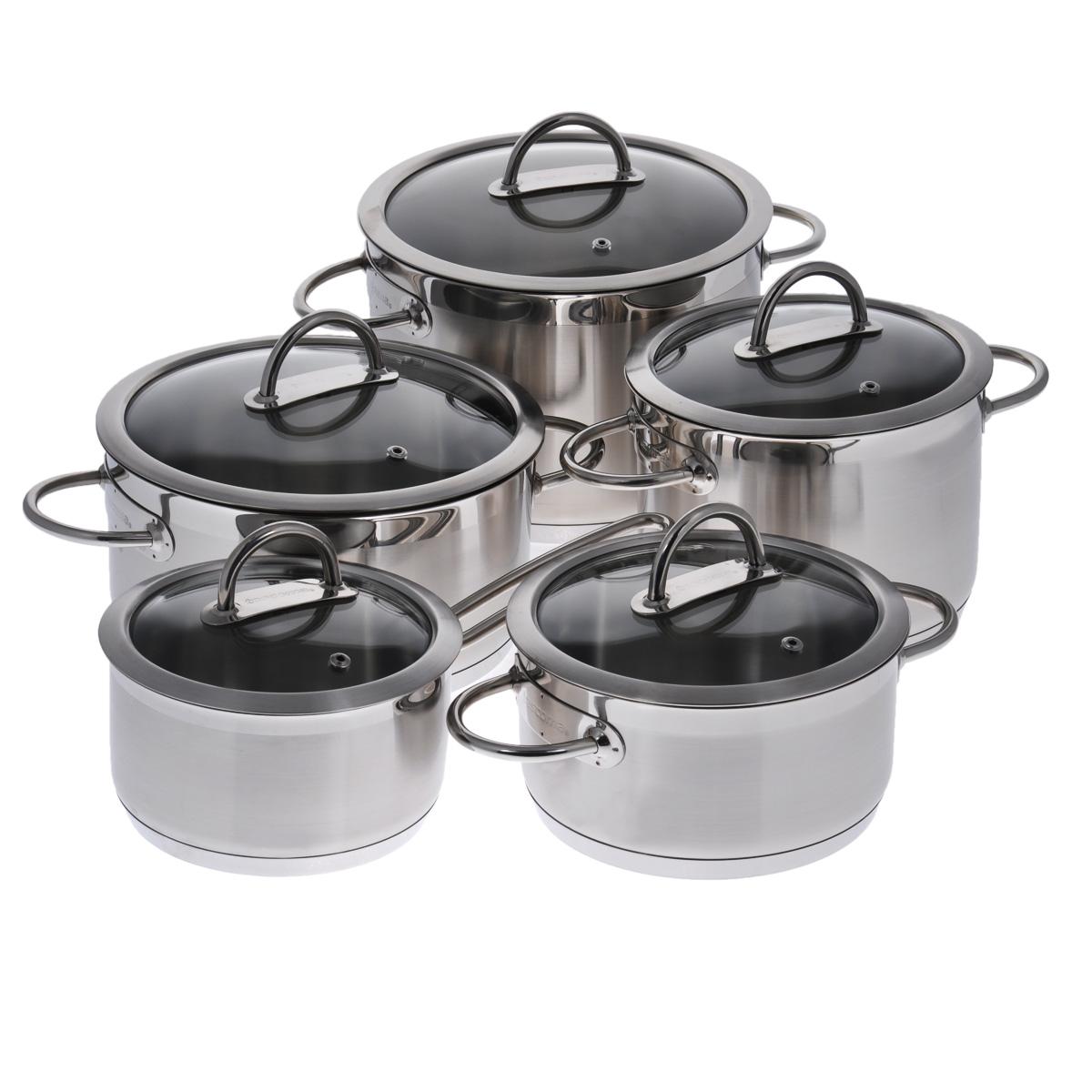 """Набор посуды Tescoma """"Vision"""", 10 предметов 726010"""