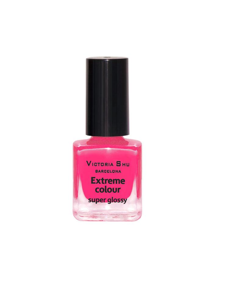 Victoria Shu Лак для ногтей Extreme Colour, тон № 228, 6 мл548V15127EXTREME COLOUR от VICTORIA SHU – это 35 ярких, смелых, соблазнительных оттенков. Модный тренд – матовая, насыщенная текстура. Любые цвета – на любой вкус, от нежных пастельных, интенсивных супермодных оранжевых, лиловых и оттенков фуксии до сенсационных красного и черного.