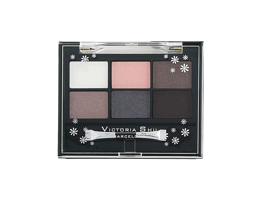 Victoria Shu Тени для век All For Eyes, тон № 463, 2,4 г737V15317Обладают насыщенной , нежной текстурой, равномерно наносятся, не скатываются и не тускнеют!