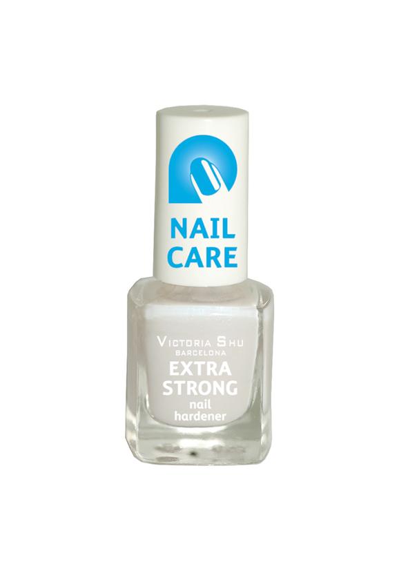 Victoria Shu Комплекс Extra Strong с натуральными альдегидами для придания прочности ногтям, 6 мл