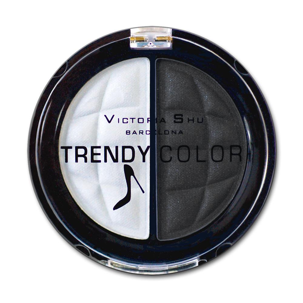 Victoria Shu Тени для век Trendy Color, тон № 433, 3,5 г1020V15610Модные сияющие оттенки благодаря перламутровым частичкам и интенсивным цветовым пигментам.Минеральная формула обеспечивают дополнительный уход и питание. Шелковая текстура передает легкое нанесение и насыщенный результат в течение дня!