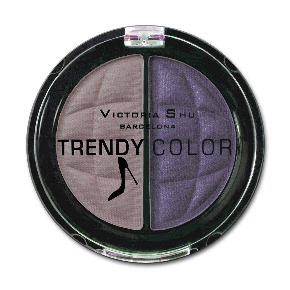 Victoria Shu Тени для век Trendy Color, тон № 434, 3,5 г