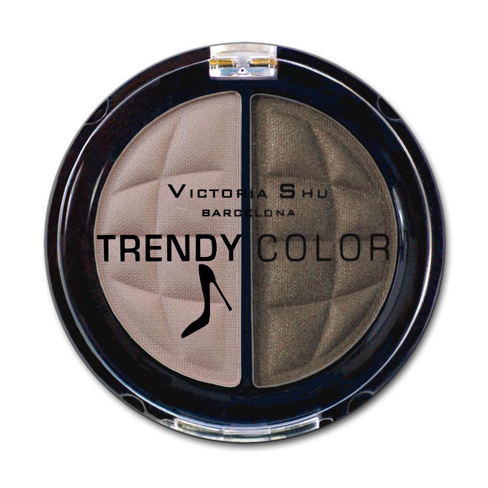 Victoria Shu Тени для век Trendy Color, тон № 435, 3,5 г