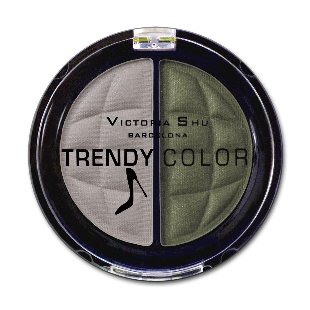 Victoria Shu Тени для век Trendy Color, тон № 437, 3,5 г1024V15614Модные сияющие оттенки благодаря перламутровым частичкам и интенсивным цветовым пигментам.Минеральная формула обеспечивают дополнительный уход и питание. Шелковая текстура передает легкое нанесение и насыщенный результат в течение дня!