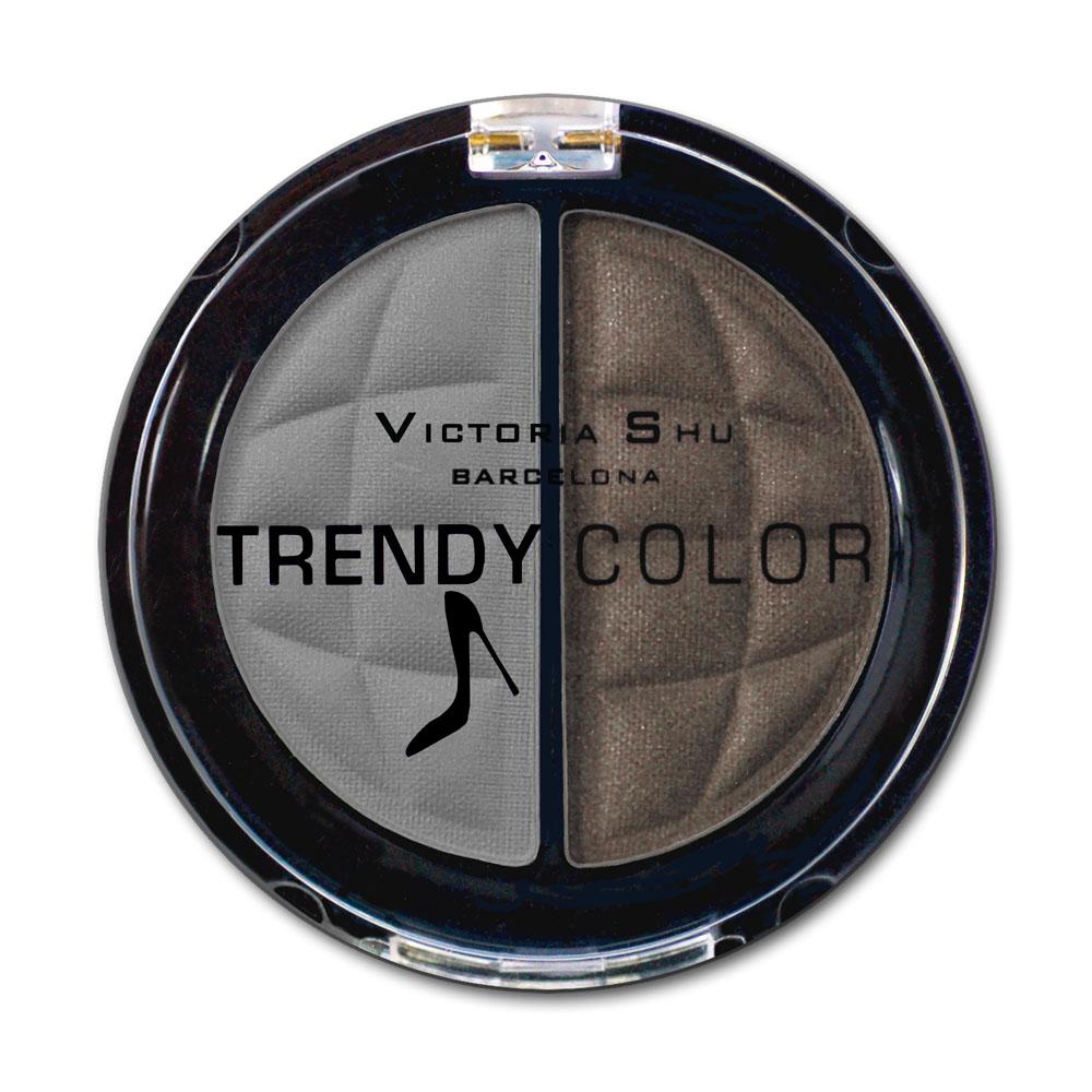 Victoria Shu Тени для век Trendy Color, тон № 438, 3,5 г1025V15615Модные сияющие оттенки благодаря перламутровым частичкам и интенсивным цветовым пигментам.Минеральная формула обеспечивают дополнительный уход и питание. Шелковая текстура передает легкое нанесение и насыщенный результат в течение дня!