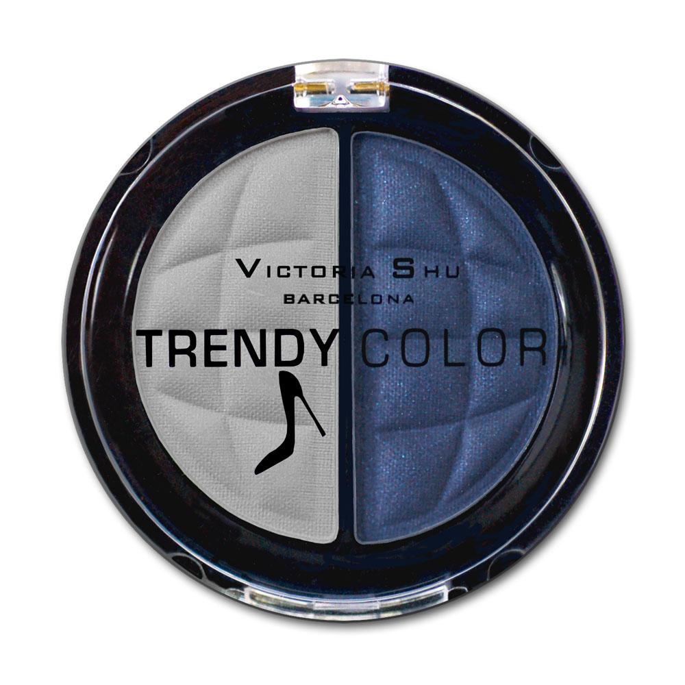 Victoria Shu Тени для век Trendy Color, тон № 439, 3,5 г1026V15616Модные сияющие оттенки благодаря перламутровым частичкам и интенсивным цветовым пигментам.Минеральная формула обеспечивают дополнительный уход и питание. Шелковая текстура передает легкое нанесение и насыщенный результат в течение дня!