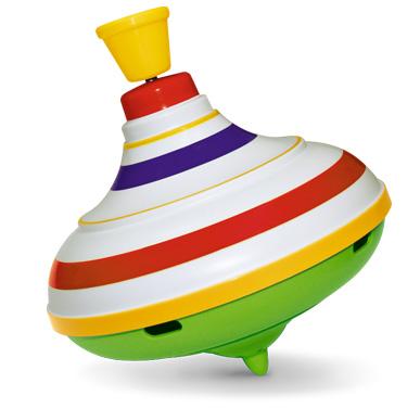 Stellar Юла большая цвет в ассортименте01317Юла Stellar станет для вашего малыша любимой игрушкой. Юла выполнена из безопасного пластика в яркой цветовой гамме и оформлена цветными полосками. Раскручивается юла посредством нажатия на ручку. Юла - динамическая игрушка для самых маленьких, которая стимулирует познавательную активность, развивает наглядно-действенное мышление, координацию движений и мелкую моторику рук. Порадуйте своего непоседу таким великолепным подарком!