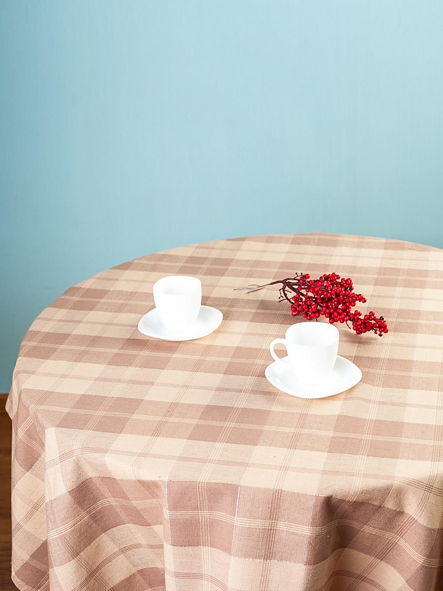 Скатерть Arloni Классик, прямоугольная, цвет: ретро, 150 x 180 см
