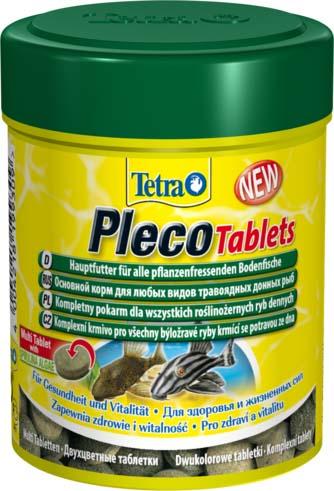 Корм для травоядных донных рыб Tetra Pleco Tablets, таблетки, 36 г199217Корм Tetra Pleco Tablets подходит для любых видов травоядных донных рыб, в том числе сомиков-присосок, а также пугливых рыб. Это сбалансированные, богатые питательными веществами таблетки высшего качества, которые гарантируют наилучшее питание для ваших рыб. Таблетки быстро опускаются на дно или могут быть размещены в необходимом месте. Они медленно размягчаются, высвобождая корм. Имеют в составе водоросли спирулины для повышения сопротивляемости организма. Состав: молоко и молочные продукты, рыба и побочные рыбные продукты, экстракты растительного белка, зерновые культуры, дрожжи, водоросли (спирулина максима 5%), моллюски и раки, масла и жиры, сахар, минеральные вещества. Аналитические компоненты: сырой белок 40%, сырые масла и жиры 5%, сырая клетчатка 2%, влага 9%. Добавки: витамин А 30400 МЕ/кг, витамин Д3 1390 МЕ/кг, Е5 марганец 57 мг/кг, Е6 цинк 34 мг/кг, Е1 железо 22 мг/кг, Е3 кобальт 0,4 мг/кг, красители, консерванты, антиоксиданты. Вес:...