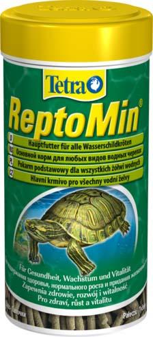 Корм для водных черепах Tetra ReptoMin, палочки, 55 г761346Корм Tetra ReptoMin - полноценный сбалансированный питательный корм высшего качества для любых видов водных черепах. Поддерживает здоровье, нормальный рост и придает жизненные силы. Оптимальное соотношение кальция и фосфора для формирования твердого панциря и крепких костей. Запатентованная БиоАктив-формула обеспечивает здоровую иммунную систему. Состав: растительные продукты, рыба и побочные рыбные продукты, экстракты растительного белка, дрожжи, минеральные вещества, моллюски и раки, масла и жиры, водоросли. Аналитические компоненты: сырой белок 39%, сырые масла и жиры 4,5%, сырая клетчатка 2%, влага 9%, кальций 3,3%, фосфор 1,3%. Добавки: витамин А 29550 МЕ/кг, витамин Д3 1845 МЕ/кг, Е5 марганец 134 мг/кг, Е6 цинк 80 мг/кг, Е1 железо 52 мг/кг, Е3 кобальт 0,9 мг/кг, красители, антиоксиданты. Товар сертифицирован.