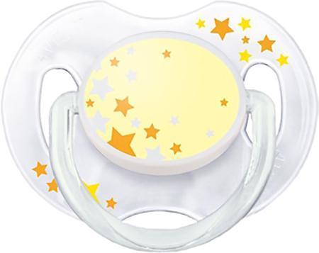 Philips Avent Пустышка ночная 0-6месяцев, 2 шт SCF176/18SCF176/18Philips AVENT SCF176/18 86457 - это ортодонтическая ночная пустышка, которая выполнена из силикона. Она предназначена для детей от 0-6 месяцев. У нее есть предохранительное кольцо-держатель и защитный колпачок. Ее можно стерилизовать или мыть в посудомоечной машине.