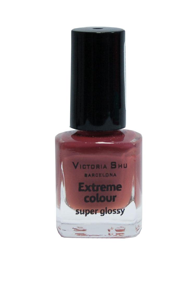 Victoria Shu Лак для ногтей Extreme Colour, тон № 249, 6 мл600V15182EXTREME COLOUR от VICTORIA SHU – это 35 ярких, смелых, соблазнительных оттенков. Модный тренд – матовая, насыщенная текстура. Любые цвета – на любой вкус, от нежных пастельных, интенсивных супермодных оранжевых, лиловых и оттенков фуксии до сенсационных красного и черного.
