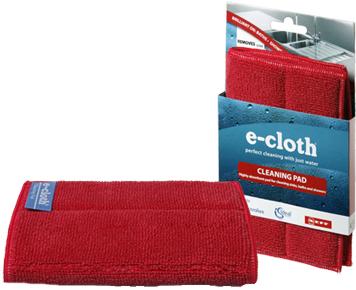 Подушечка для уборки E-cloth, 23 х 17 см20101Подушечка E-cloth изготовлена из полиэстера и полиамида. Комбинация высокой впитывающей и очищающей способностей позволяет использовать подушечку для удаления грязи, жира и бактерий. Удаляет свыше 99% бактерий. Выдерживает до 300 циклов стирки без потери эффективности. Состав: 80% полиэстер, 20% полиамид. Размер: 23 см х 17 см.