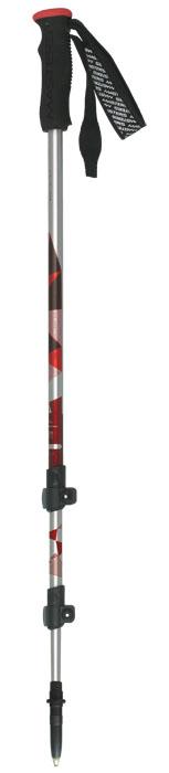 Палки для трекинга Masters Yukon Pro, телескопические, 65-135 см. 01S021501S0215Masters Yukon Pro - телескопические трекинговые палки, отличающиеся быстрой и удобной системой секционной блокировки Clamper Blocking System, основанной на принципе клипсы. Разработаны для длительных походов и восхождений требующих минимального веса снаряжения. Имеют профессиональную рукоятку Pro Foam из пеноматериалов с влагоотводящим эффектом, что позволяет произвести комфортный хват. Эргономичный регулируемый темляк. При весе всего в 230 г используется легкий, упругий и самый прочный алюминиевый сплав 7075. Палки телескопические состоят из 3 секций для удобства транспортировки на рюкзаке или в машине. В нижних двух секциях расположена метрическая разметка для быстрой и точной регулировки длины палки под рост. Наконечник карбидовый, для высокого сцепления вплоть до гладких каменных пород. Сменные кольца быстро и надежно крепятся с использованием технологии Screw System. Поверхность секций отличается высокой степенью полировки и многослойной покраской. Используются только не...