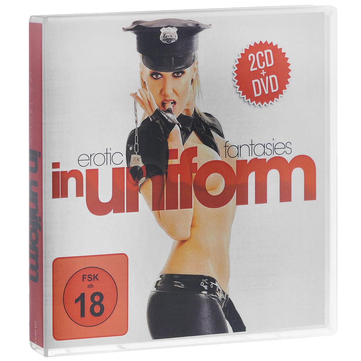 Erotic Fantasies In Uniform (2 CD + DVD)