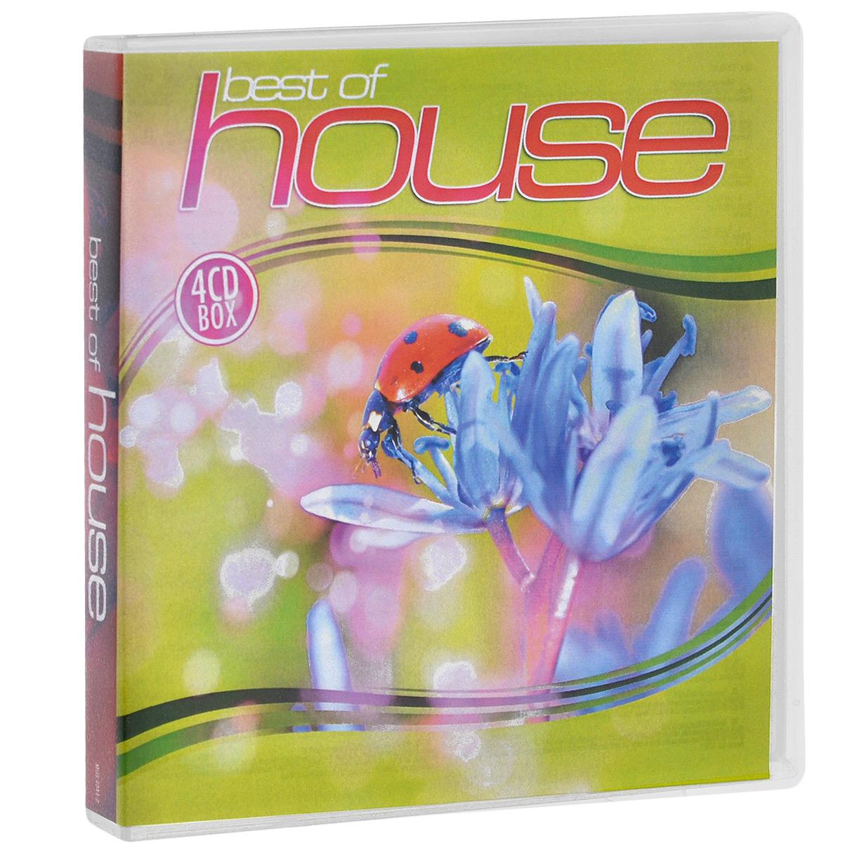 Best Of House (4 CD) 2015 4 Audio CD