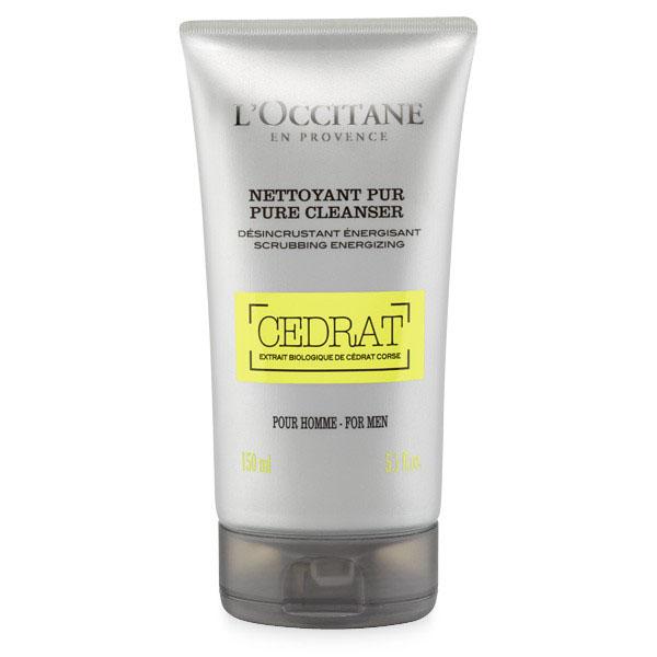 LOccitane Очищающий гель для умывания для лица Cedrat 150 мл329016Этот свежий и лёгкий гель быстро впитывается, не образует жирной плёнки и совершенно не ощущается на коже. Он оказывает мгновенное матирующее и увлажняющее действие: кожа выглядит свежей, чистой и наполненной энергией. Применяйте каждое утро; подходит для нормальной и комбинированной кожи.