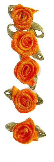 Набор декоративных украшений Home Queen Розочки, на клейкой основе, цвет: оранжевый, 24 шт58232_3Набор Home Queen Розочки состоит из 24 декоративных элементов и предназначен для украшения яиц, посуды, стекла, керамики, металла, цветочных горшков, ваз и других предметов интерьера. Украшения изготовлены из полиэстера в виде цветов и фиксируются при помощи специальной клейкой основы. Такой набор украшений создаст атмосферу праздника в вашем доме. Размер фигурки: 2,2 см х 1 см х 1 см.