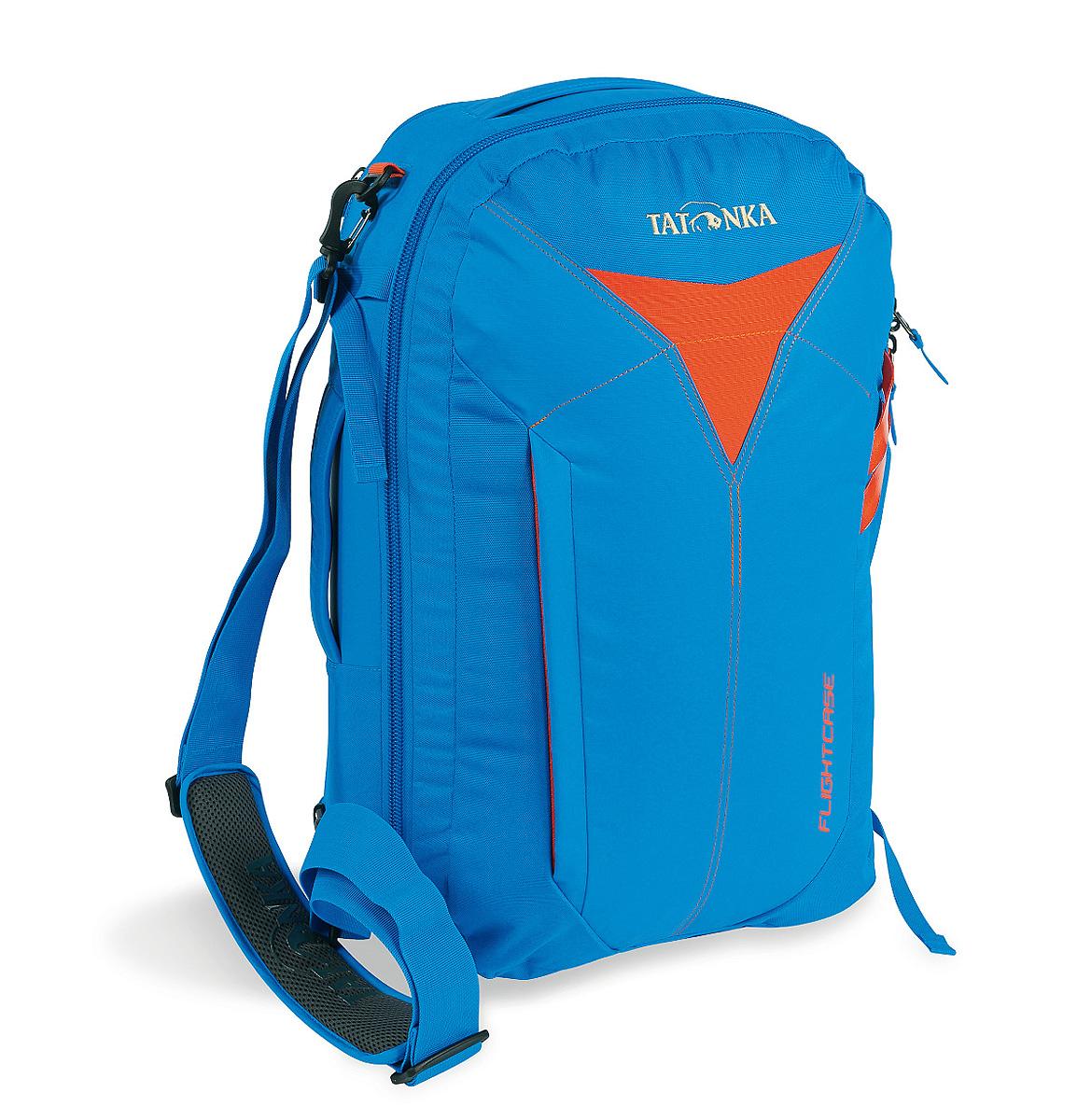 "Сумка-рюкзак для путешествий Tatonka ""Flightcase"", цвет: ярко-синий, 38 л 1151.194"