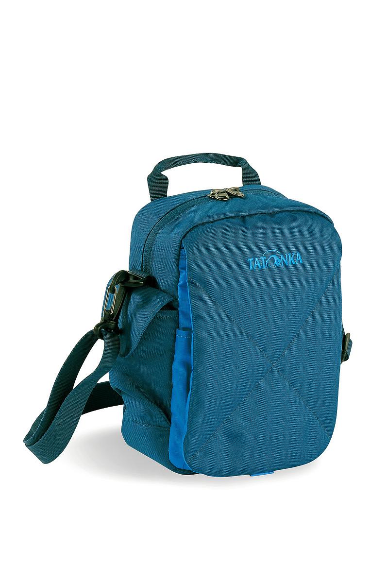 Сумка Tatonka Check In XT, цвет: синий, 3,1 л2967.150Сумочка Tatonka Check In XT предназначена для хранения документов и полезных мелочей в путешествии. Сумочка, которую можно носить как на плече, так и на поясе, располагает большим основным отделением с двумя молниями, множеством кармашков и мини-органайзером. Крышка-клапан фиксируется фастексом. Преимущества и особенности: Петли для переноски на поясе Съемный плечевой ремень Ручка для переноски Отделение для телефона.